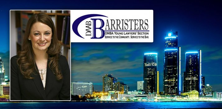 Stacy A. Johnson Honored with Barrister of the Year Award